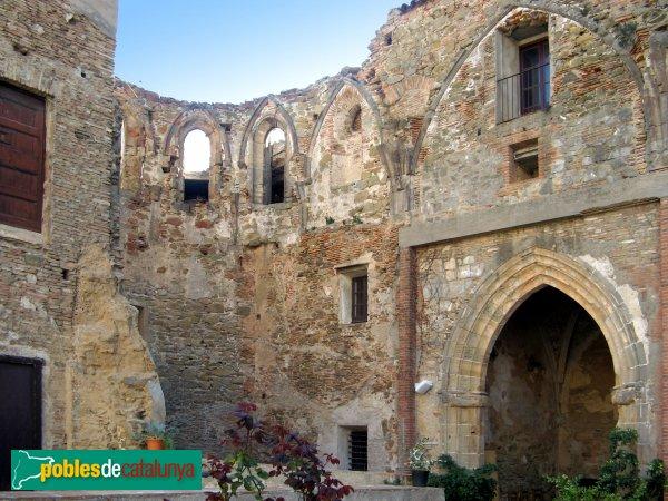 Badalona - Sant Jeroni de la Murtra - Església