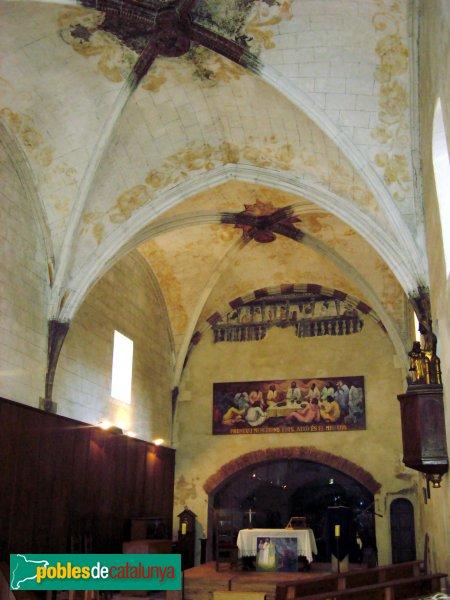 Badalona - Sant Jeroni de la Murtra - Refetor