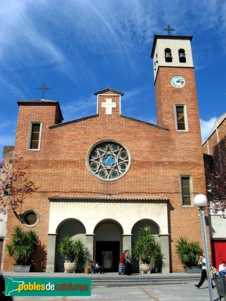 Sant Adrià del Besòs - Església