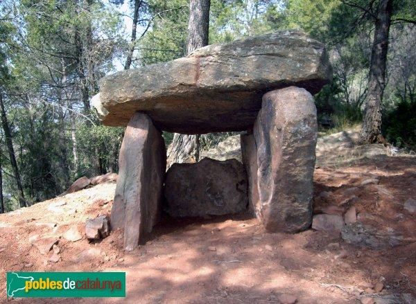 Dolmen de Serra Cavallera
