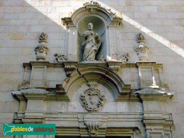 Barcelona - Església de Sant Felip Neri