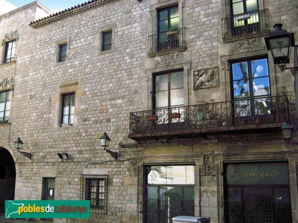 Barcelona - Casa de Gremi de Sabaters