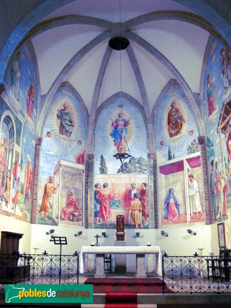 Tiana - Església de la M.D. de l'Alegria