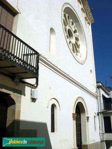 Montgat - Església de Sant Joan