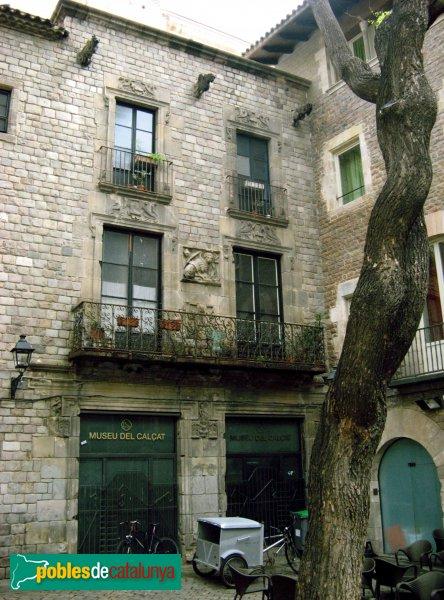 Barcelona - Casa del gremi de Sabaters