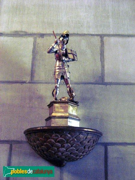 Barcelona - Generalitat - Capella de Sant Jordi