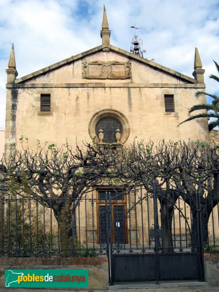 Alella - Església