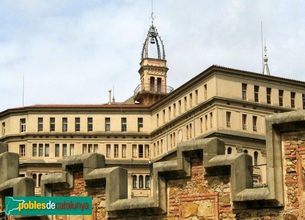 Alella - Torre del Governador