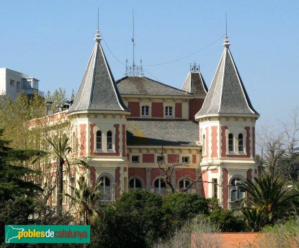 El Masnou - Casa del Marquès del Masnou