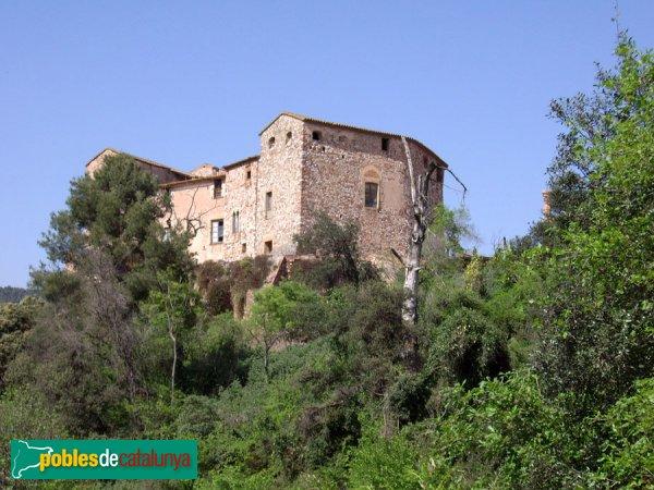 El Castell, vista sud
