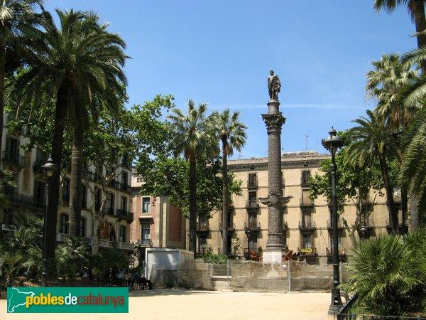 Barcelona - Plaça Duc de Medinaceli