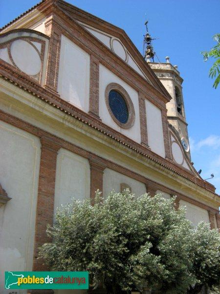 Vilassar de Mar - Església de Sant Joan