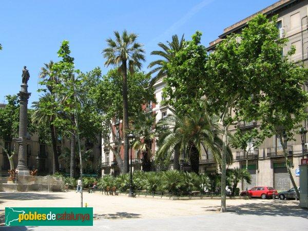 Barcelona - Plaça Ducs de Medinaceli (3)