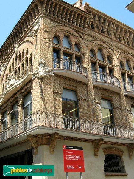 Barcelona - Cooperativa la Fraternitat