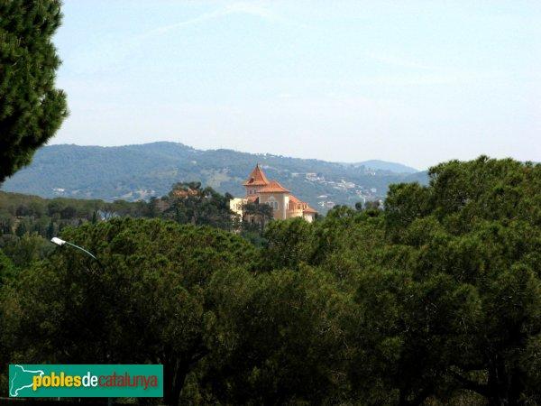 Cabrera de Mar - Torre Ametller