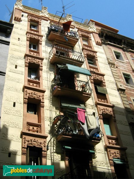 Barcelona - Safareigs, 7