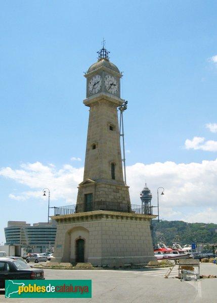 Barcelona - Torre del Rellotge