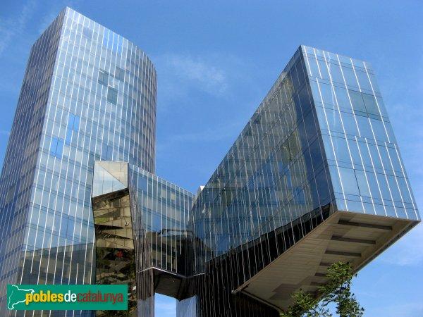 Barcelona - Edifici Gas Natural