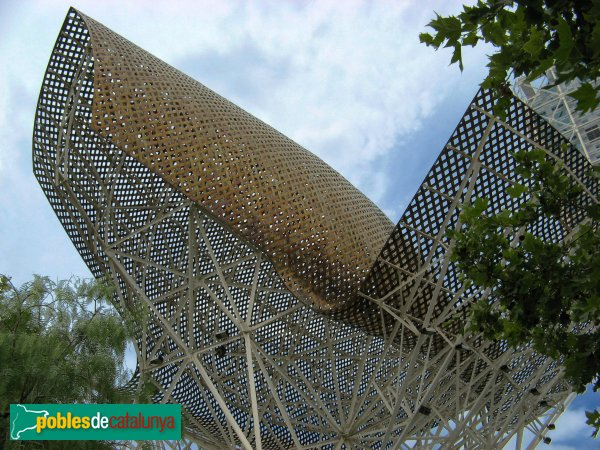 Barcelona - Peix Gehry