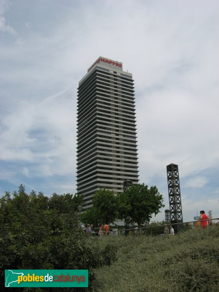 Barcelona - Torre Mapfre