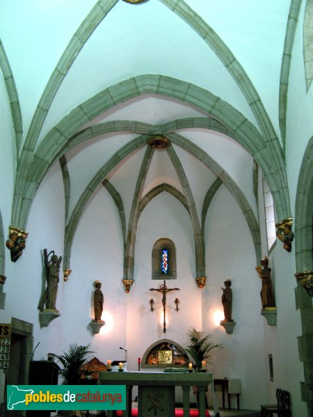 Òrrius - Sant Andreu - Interior
