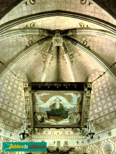 Argentona - Capella del Santíssim