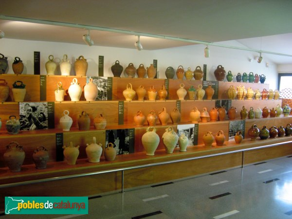 Argentona - Museu del Cantir