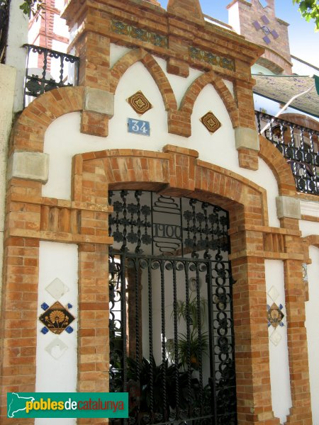 Argentona - Casa Fontdevila