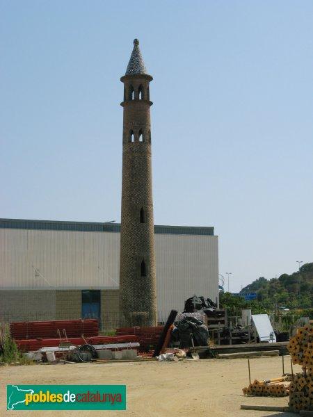 Argentona - Torre del Cros