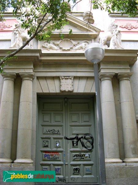 Barcelona - Escola Milà i Fontanals
