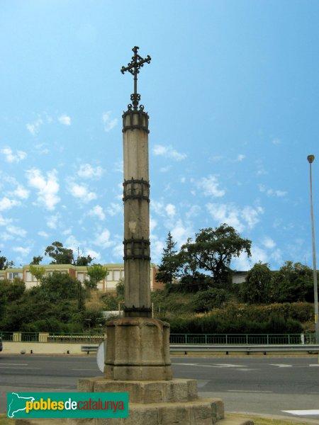 Pineda - Creu de l'Església