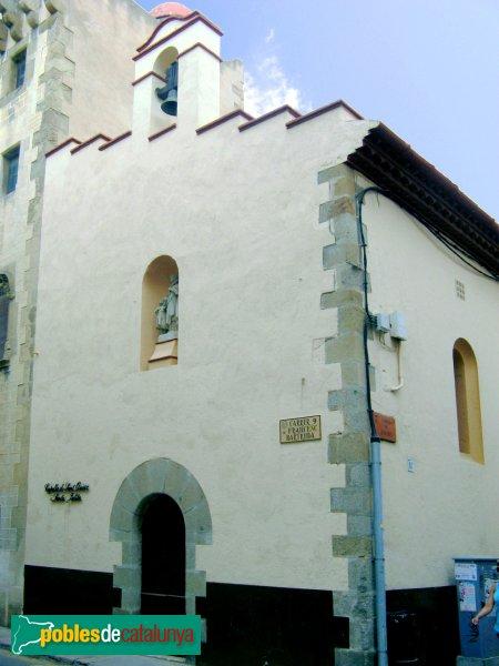 Capella de sant quirze i santa julita calella pobles - Tiempo en sant quirze ...