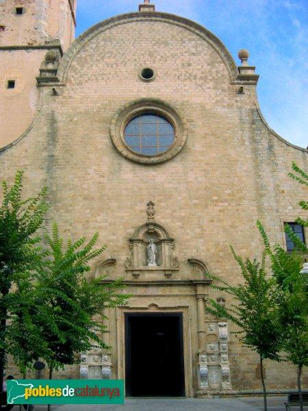 Calella - Església de Santa Maria