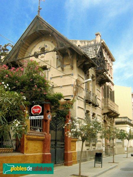 Calella - Torre Macaya