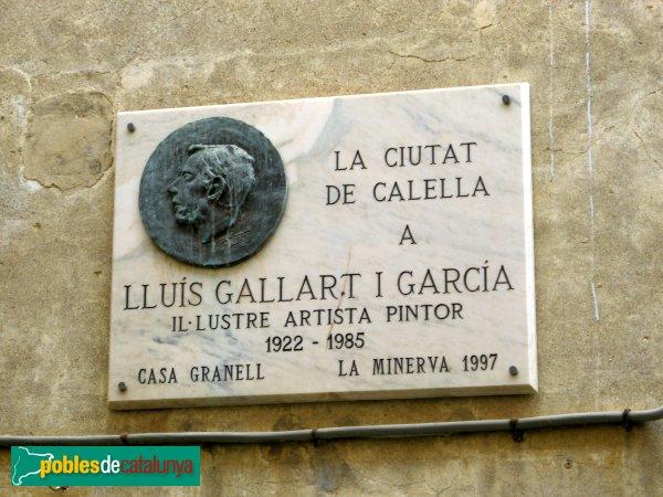 Calella - Can Granell