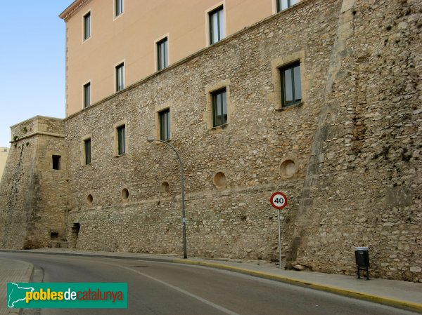 Torredembarra - Castell