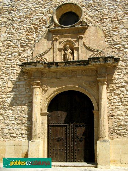 Creixell - Església de Sant Jaume
