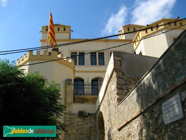 La Nou de Gaià - Castell