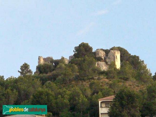 Riera de Gaià - Castell de Montoliu