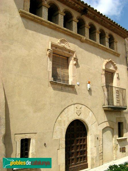 La Pobla de Montornès - Casa de la Plaça