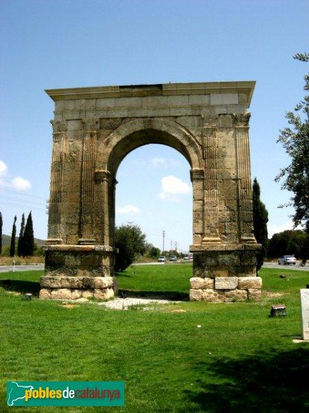 Roda de Barà - Arc de Barà
