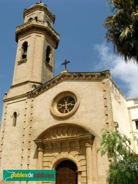 Esgl Sia Parroquial De Sant Bartomeu Roda De Ber