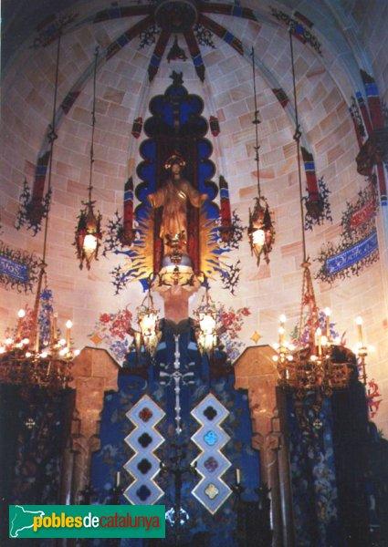 Roda de Barà - Mas Carreras - Interior
