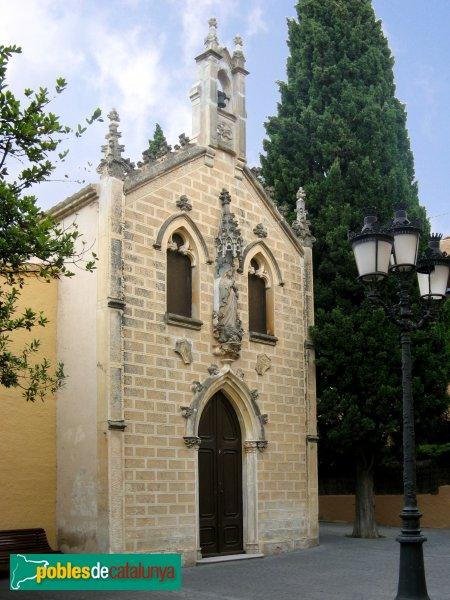 Roda de Barà - Ermita Mas Carreras
