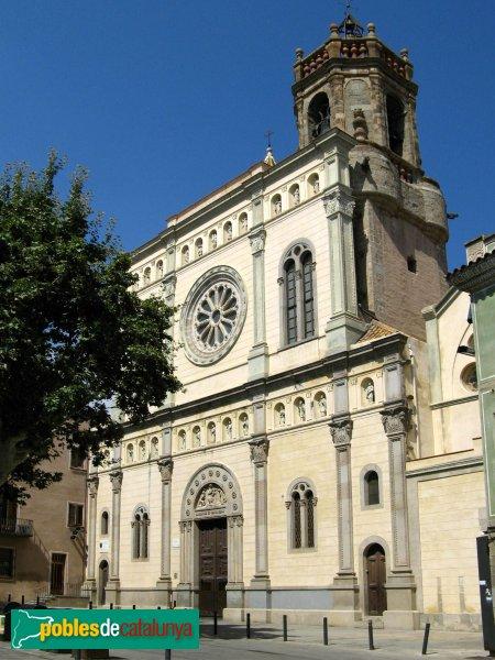 Mataró - Basílica de Santa Maria
