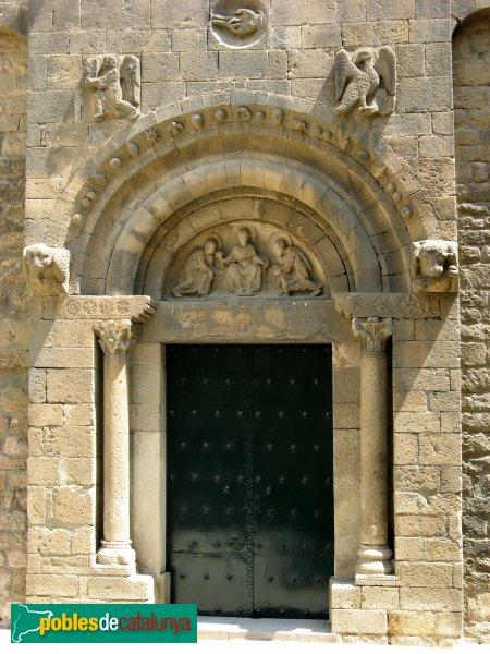 Barcelona - Sant Pau del Camp - Porta
