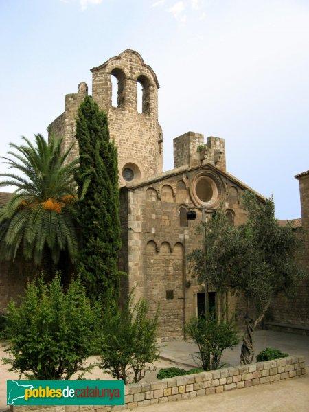 Barcelona - Sant Pau del Camp