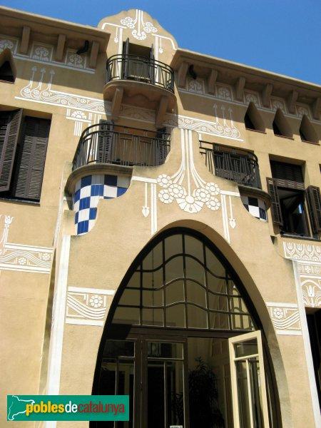 Mataró - Residència Sant Josep (1)