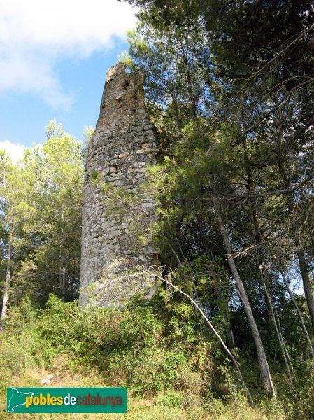 Riera de Gaià - Torre de l'Abella