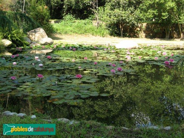 Argentona - Baronia de Viver  - Jardins